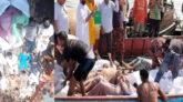 হাওরে নৌকাডুবি: হাফিজিয়া মাদরাসার ১৭ জন শিক্ষক ও শিক্ষার্থীর লাশ উদ্ধার