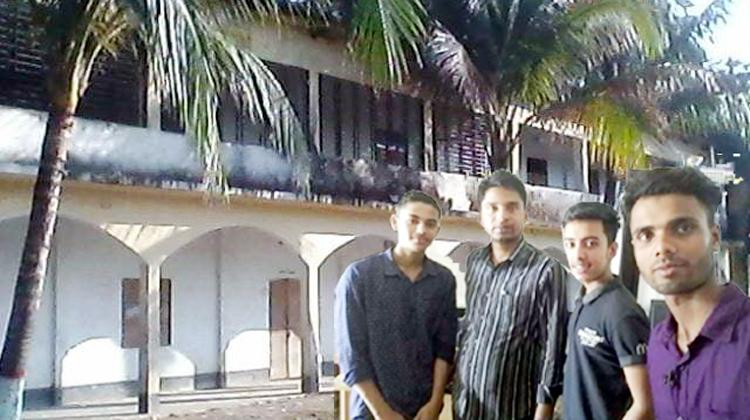 গোয়াইনঘাট কুইজ প্রতিযোগিতায় চ্যাম্পিয়ন দশগাঁও নওয়াগাও হাই স্কুল এন্ড কলেজ