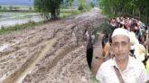 জৈন্তাপুর সীমান্তে বেন্ডিস করিমের নেতৃত্বে চোরাচালানের মহোৎসব : ধ্বংস রাস্তাঘাট