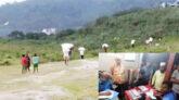 জাফলংয়ে ভারতে মটরশুঁটি পাচারের অভিযোগে ব্যবসায়ীদের জরিমানা