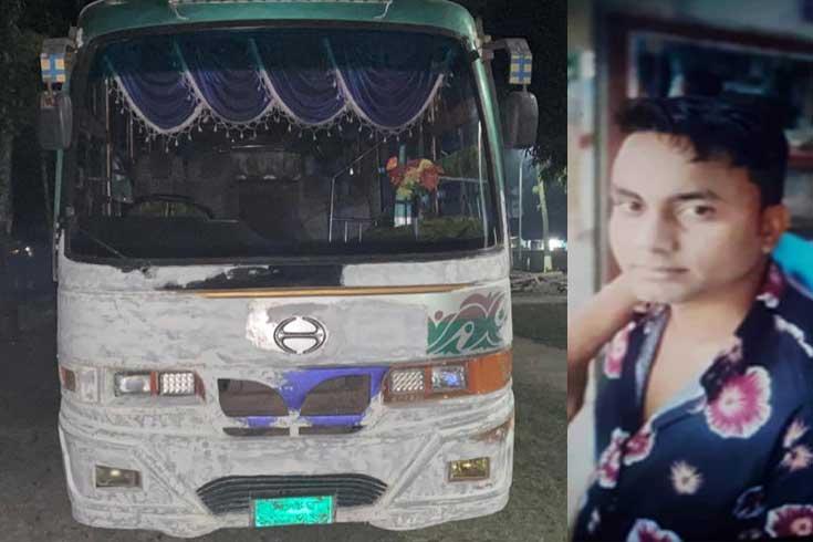 সুনামগঞ্জে চলন্ত গাড়িতে ধর্ষণের চেষ্টা : প্রধান আসামি শহীদ গ্রেফতার