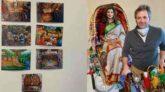 নিউইয়র্কের গ্যালারিতে বাংলাদেশের রিকশা প্রদর্শনী