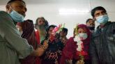 সুনামগঞ্জে সংসার করার শর্তে ৫৪ স্বামীকে মামলা থেকে অব্যাহতি