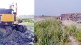 কানাইঘাটের রাজাগঞ্জ হাওরে ৯ একর জমি প্রভাবশালীদের দখলে