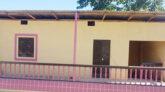 বিশ্বনাথে সরকারি জায়গা দখল করে প্রবাসীর দু'তলা দোকান নির্মাণ
