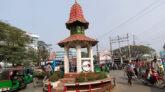 'জনতার কামরান চত্বর' এর সাইনবোর্ড গায়েব