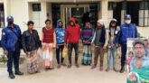 তাহিরপুরে সাংবাদিক নির্যাতনের ঘটনায় ৪ জন আটক
