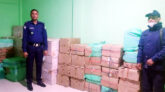 গোয়াইনঘাট থানা পুলিশের অভিযানে ৩৩ লাখ টাকার ভারতীয় মালামাল উদ্ধার