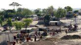 জাফলংয়ে অস্বস্তিকর পরিবেশ, পর্যটকরা হতাশ : নিরব কর্তৃপক্ষ
