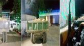 কানাইঘাট থানা পুলিশের হাতে পাথর বোঝাই ৩টি ট্রাক্টর আটক