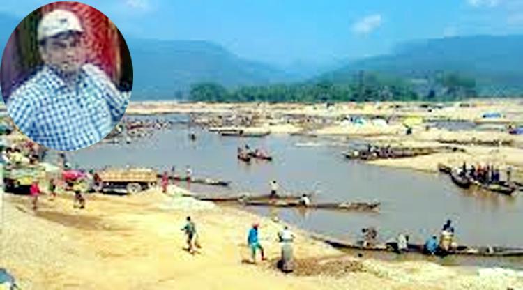 কোম্পানীগঞ্জের পাথর ব্যবসায়ী-শ্রমিকরা এক কাজল সিংহের কাছে জিম্মি