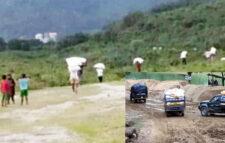 সিলেট সীমান্তে চোরাকারবারীরা বেপরোয়া: ভারতে অবাধে মটরশুঁটি পাচার