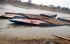 গোয়াইনঘাটে অবৈধ বালু উত্তোলন: অভিযানে জরিমানা