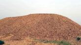 জাদুকাটায় টাস্কফোর্সের অভিযানে ৯০ হাজার ঘনফুট বালু পাথর জব্দ
