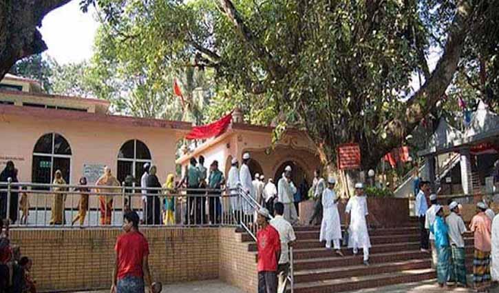 শাহপরাণ মাজারে চাঁদাবাজি হামলা লুটপাট : মামলায় চার্জশিট