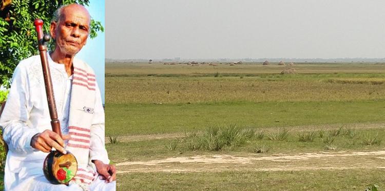বাউল সম্রাট শাহ আব্দুল করিমের জমি ৫০ বছর ধরে প্রভাবশালীদের দখলে