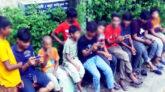 অনলাইন ক্লাসের জন্য কেনা ফোনে ভিডিও গেমস খেলছে শিক্ষার্থীরা