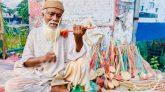 বিশ্বনাথে খেলনার'বেহালা'য় হাছু মিয়ার জীবন সংগ্রাম