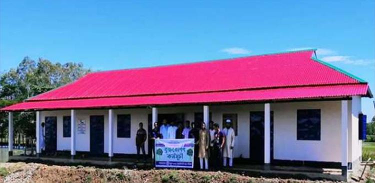 গোয়াইনঘাটে ৭ গ্রামের শিক্ষার্থীরা এবার সহজেই পাবে শিক্ষার আলো