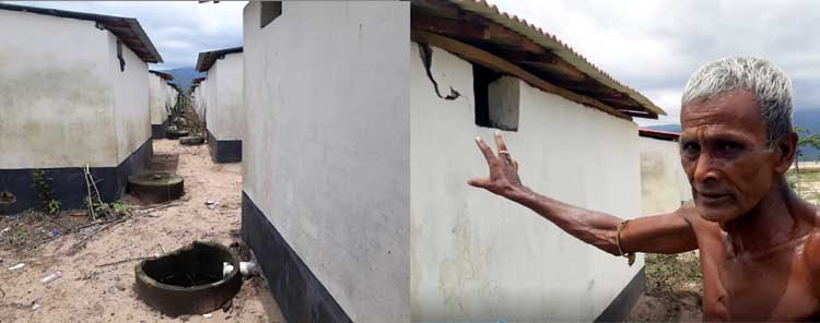 সুনামগঞ্জের আশ্রয়ণ প্রকল্পে অনিয়ম : অভিযোগ কেউ শুনতে চায় না, ভয় দেখায়