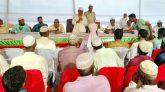 মসজিদ আল্লাহর ঘর, টাকার জন্যে কাজ বন্ধ থাকে না : হাকিম চৌধুরী