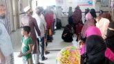 বিশ্বনাথ উপজেলা স্বাস্থ্য কমপ্লেক্সে দীর্ঘ সারি : রোগীদের ভোগান্তি