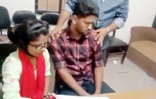 কলেজ ছাত্রকে অপহরণ করে বিয়ে করলেন তরুণী