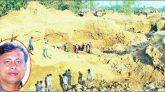মোহাম্মদ আলীর বিরুদ্ধে শাহ আরেফিন টিলার আড়াইশ' কোটি টাকার পাথর লুটের অভিযোগ